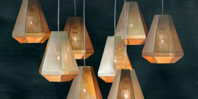 Le creazioni di luce dei più grandi designer. Da Zaha Hadid a Daniel Rybakken, ecco le lampade dentro...