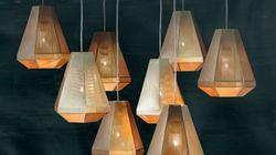 Le creazioni di luce dei più grandi designer. In mostra le lampade d'autore