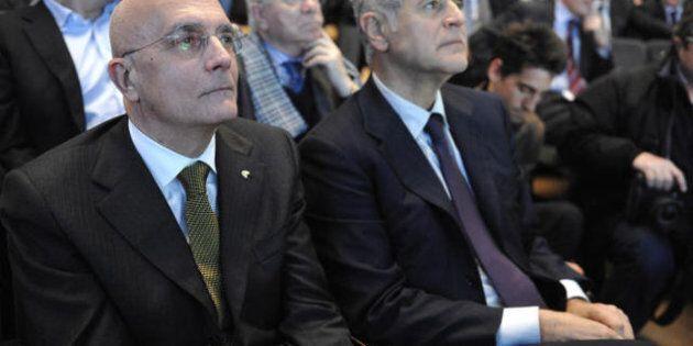 Elezioni Lombardia 2013, Gabriele Albertini minaccia Roberto Formigoni:
