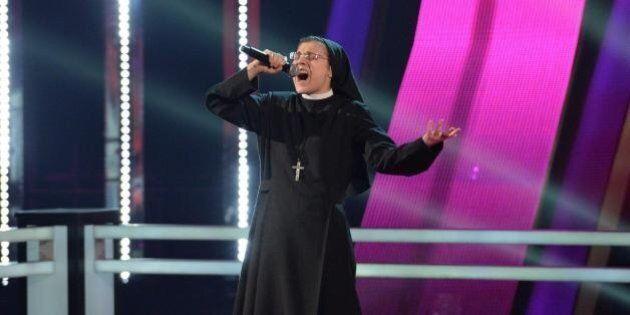Chiesa Ultrapop. La canonizzazione e Suor