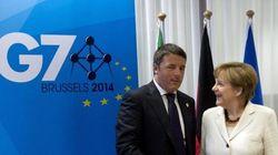 Renzi, Merkel, Cameron: ipotesi documento su iter nomine