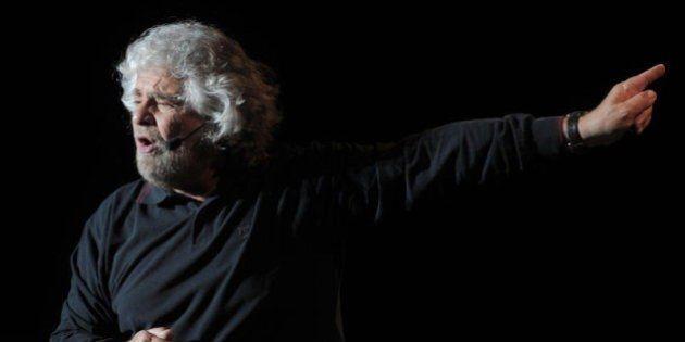 Beppe Grillo ad Agorà:
