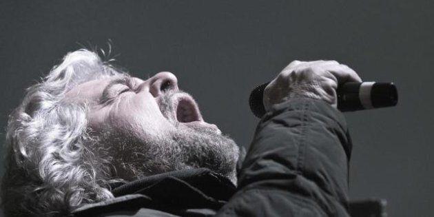 Intervista a Beppe Grillo con Metro: