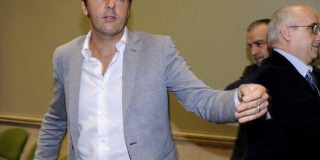 Quirinale, Matteo Renzi contro Pier Luigi Bersani