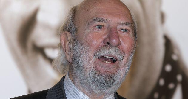 Jean-Pierre Marielle, ici en octobre 2013 au Festival Lumière à Lyon, est décédé,...