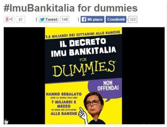 Decreto Imu Bankitalia, Antonio Patuelli (presidente Abi):