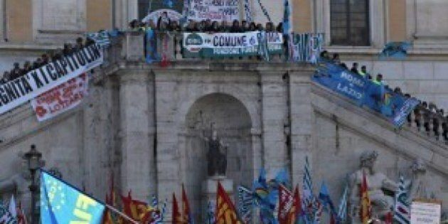 Sciopero Roma: il 6 giugno fermi oltre 24 mila dipendenti di scuole, vigili urbani, uffici comunali....