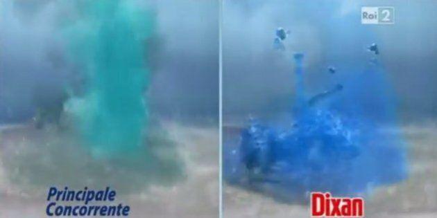 Dixan riceve una la multa di 50mila euro per pubblicità scorretta contro Dash (VIDEO,