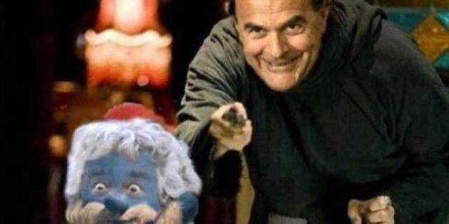 Fotomontaggi e politica, la settimana elettorale tra Santoro-Berlusconi e Grillo-Casapound raccontata...