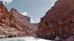 In kayak nel Grand Canyon senza mai toccare l'acqua?