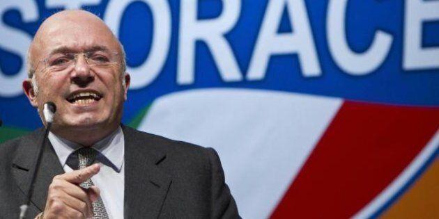 Elezioni regionali Lazio 2013, Storace candidato governatore? L'idea piace a Berlusconi. Scendono le...