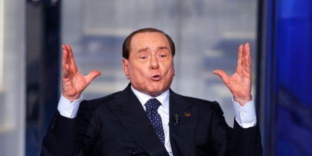 Silvio Berlusconi accusa Giorgio Napolitano: