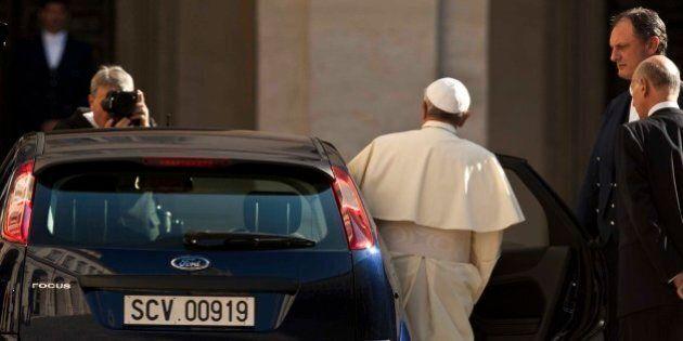 Papa Francesco ai parlamentari: