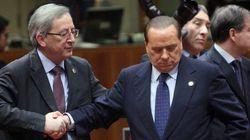 Juncker censura Silvio er parare gli attacchi in vista del confronto