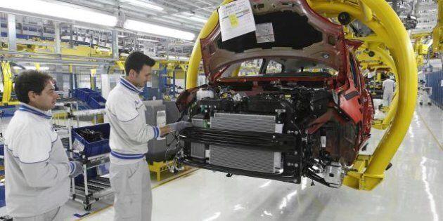 Fiat, ristrutturazione a Melfi. L'azienda chiede la cassa integrazione straordinaria per due anni. Sergio...