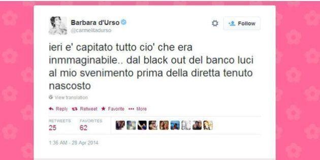 Silvio Berlusconi ospite a Domenica Live, Barbara D'Urso ammette:
