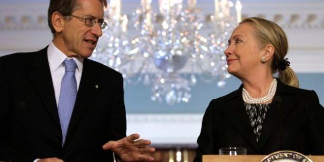 Hillary Clinton all'Italia: