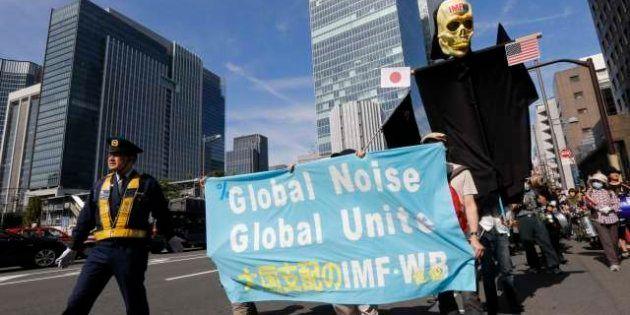 #GlobalNoise, la giornata di protesta mondiale a un anno dall'esplosione dei movimenti Occupy