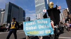 La protesta mondiale di