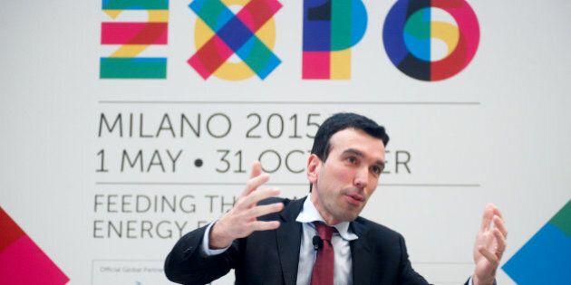 Expo, Angelo Paris: