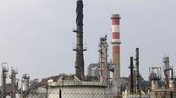 Tutte le raffinerie italiane a rischio
