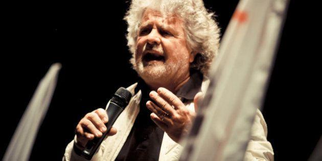 Beppe Grillo indagato: