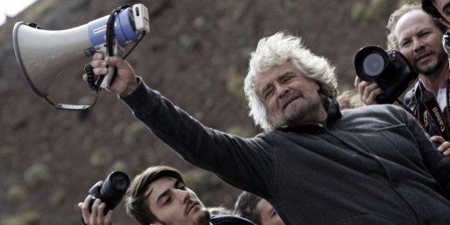 Beppe Grillo, Fausto Raciti (Pd):