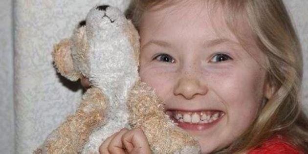L'orsetto ritrovato su Twitter. Dopo giorni di ricerca Roar torna da Phoebe grazie al contributo della...