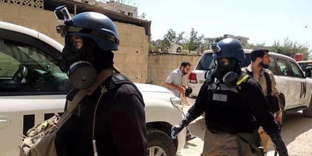 Siria, rapporto Onu: certezza armi chimiche. Assad colpevole di