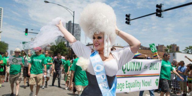 Ora c'è anche l' Ex-Gay Pride Month, il mese dell'orgoglio degli ex gay. Il 31 luglio manifestazione...