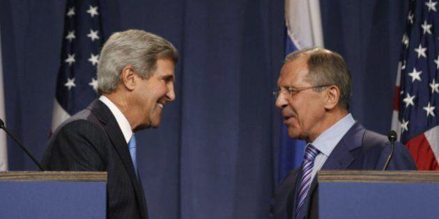 Siria, accordo Usa Russia.