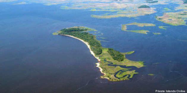 Isole in vendita in Florida. I 10 atolli più belli da acquistare