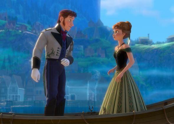 Disney nella bufera per Frozen: la protagonista del cartone animato è troppo magra