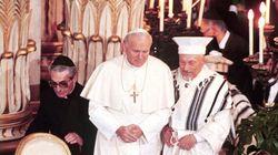 Elio Toaff, la storia dell'ebraismo