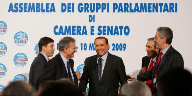 La lettera di Fabrizio Cicchitto e Gaetano Quagliariello a Silvio Berlusconi: