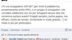 Quell'annuncio di Pizzarotti che fa scatenare il web: