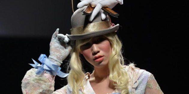 Tokyo fashion week 2012: le collezioni più strane per la primavera-estate 2013 sfilano in Giappone