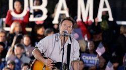 Bruce Springsteen torna a cantare per Obama (VIDEO,