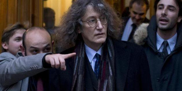 Gianroberto Casaleggio in Parlamento: