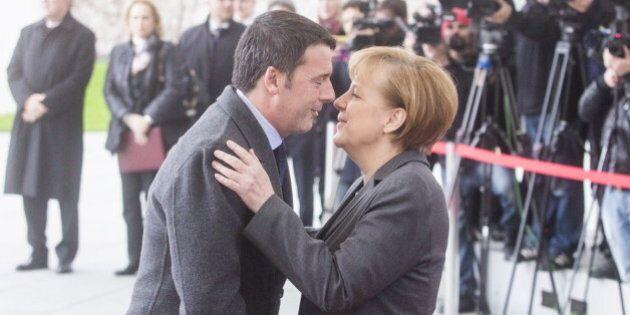 Matteo Renzi colpisce Angela Merkel ma dentro i vincoli Ue. Ecco perchè Berlino ci tende la