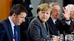 Merkel apre una linea di credito all'Italia, ma Schaeuble mette i paletti a Padoan: