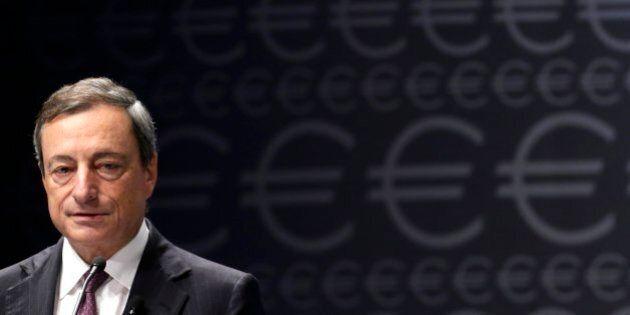 Mario Draghi (Bce): ripresa fragile, disoccupazione ancora alta. Le Borse reagiscono bene alle notzie...