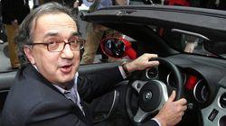 Marchionne: non produrremo mai le Alfa Romeo fuori