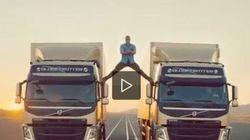 L'incredibile acrobazia di Van-Damme