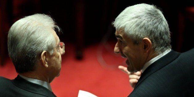 Scelta Civica: battaglia per il controllo del partito. I montiani maggioranza alla Camera, gli ex Udc...