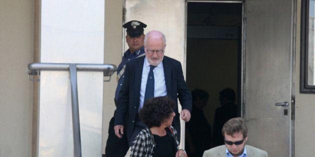 Mose, Giorgio Orsoni davanti al Gip: