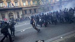 Dietro gli applausi Sap ai poliziotti condannati, i tagli sula sicurezza. E il malessere su Alfano