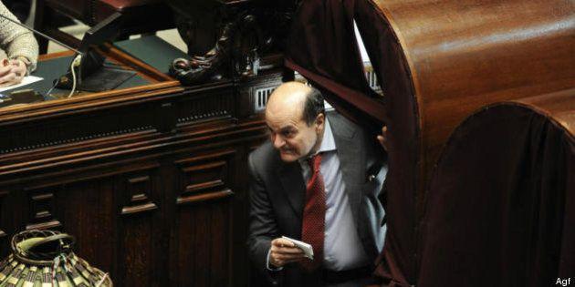 Quirinale, Franco Marini si ferma a 521 voti, lontanissimo dal quorum. Lo vota solo mezzo Pd e il partito...