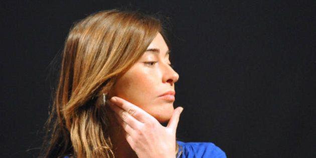 Maria Elena Boschi:
