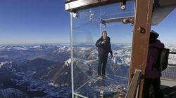 A 3842 mt nel vuoto (VIDEO,